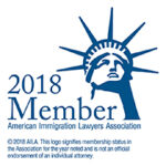 2018 American Immigration Lawyers Association Badge